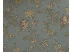 Ткань Позитано голубая слатте