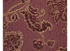 Ткань Сиеста бордовая 210А