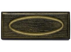Тонировка дерева Краска № 10 Венге  + Патина золото