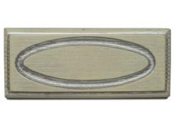 Тонировка дерева Краска № 17 (Слоновая кость) + Патина серебро