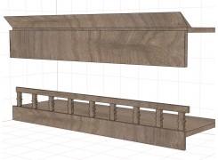 Модуль для вытяжки 4490-Вс-72