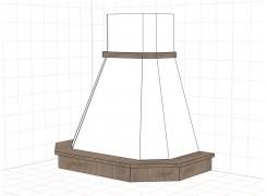 Модуль для вытяжки 7014.1_90