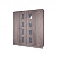 Шкаф 4-х дверный БМ-2107