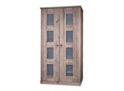 Шкаф 2-х дверный БМ-2122