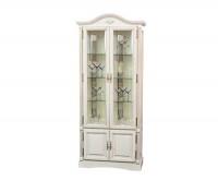 Шкаф с витриной ВМФ-6524