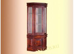 Шкаф с витриной ОВ 28.04