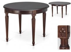 Стол обеденный, круглый (Т301)