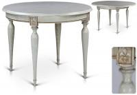 Стол обеденный, круглый (Т401)
