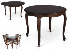 Стол обеденный круглый мод.2 (T101)