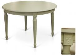 Стол обеденный, круглый (Т302)