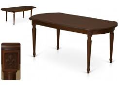 Стол обеденный овальный мод.T303