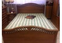 """Кровать """"Розмари 012.02"""" с ящиками для белья(1600х2000)"""