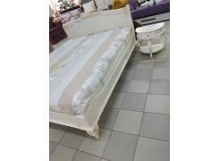 Кровать из ольхи 1600х2000