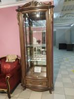 Шкаф с витриной ММ 240-01