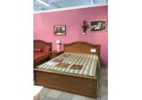 Кровать «Розмари»с резьбой 012.02-1-0(1600х2000)