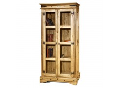 """Шкаф витрина """"Викинг 03"""" для книг"""