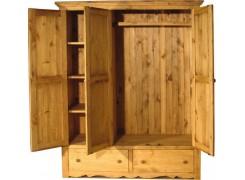 Шкаф для одежды  3 двери, 2 ящика ARFLEUR 3