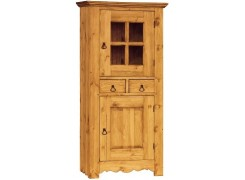 Шкаф для посуды HOMME DEBOUT V. (1 дверь стекло) HOM.DEB.V