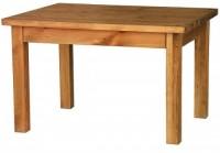 Table sans &10;allonges&10;Столы без крыльев Стол обеденный Фермерский &10;ноги 70 х70