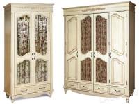 "Шкафы для одежды ""Франсуаза"""