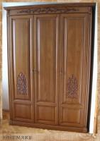 Шкаф «Розмари» 3-х дверный 015.031-400Ф
