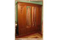 Шкаф «Розмари» 4-х дверный 015.021-400