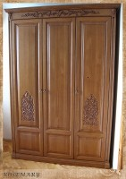 Шкаф «Розмари» 3-х дверный 015.03-400Ф