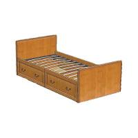 Кровать  ВМФ 5093
